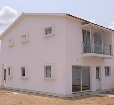 Modelo Íris - Glakeni Imobiliária